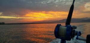 fishing early morning nuevo vallarta