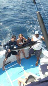 nuevo vallarta fishing report
