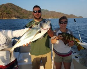 nuevo vallarta fishing report july