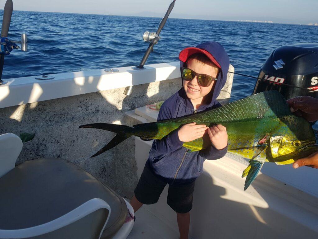 bay fishing in nuevo vallarta mexico