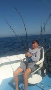 nuevo vallarta marlin fishing