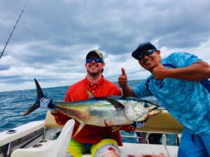 tuna fishing nuevo vallarta spring break 2020